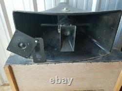 Vintage Electrovoice Ev Georgian Monitor Horn Subwoofer Haut-parleur Système Rare
