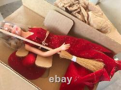 Vintage Ideal 1965 Poupée Samantha Ensorcelée En Boîte De Livraison Sears -mint Very Rare