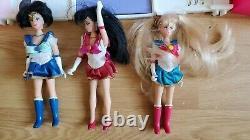 Vintage Irwin Sailor Moon Dream Doll House Jouet Super Rare Avec Boîte Originale