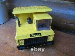 Vintage Rare 1965-1966 Mighty Tonka Dump Truck #2900 Pressed Steel - Box Unused