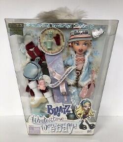 Vintage Rare Bratz Wintertime Wonderland Cloe Doll New In Box Mga 2003