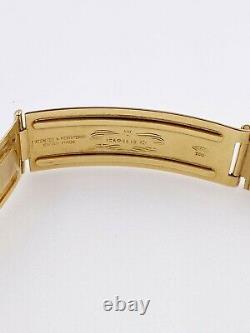 Vintage Rolex President 1803 18k Yellow Gold Rare Full Set Box Paper 1963