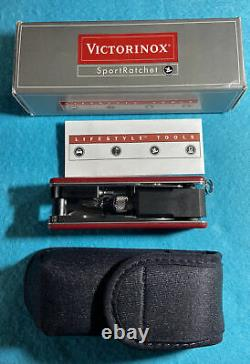 Vintage Victorinox Sport Ratchet Rare # 53917 New In Box New 90s Stock Last 1